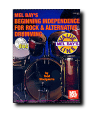 Beginning Independence For Rock & Alternative Drumming