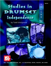 Studies in Drum Set Independence Vol.2