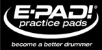 "Todd ""Vinny"" Vinciguerra is endorsed by Epad practice pads"